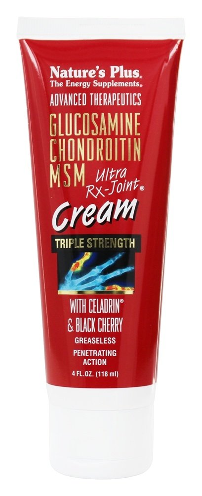 Nature S Plus Glucosamine Chondroitin Msm Ultra Rx Joint Triple Strength