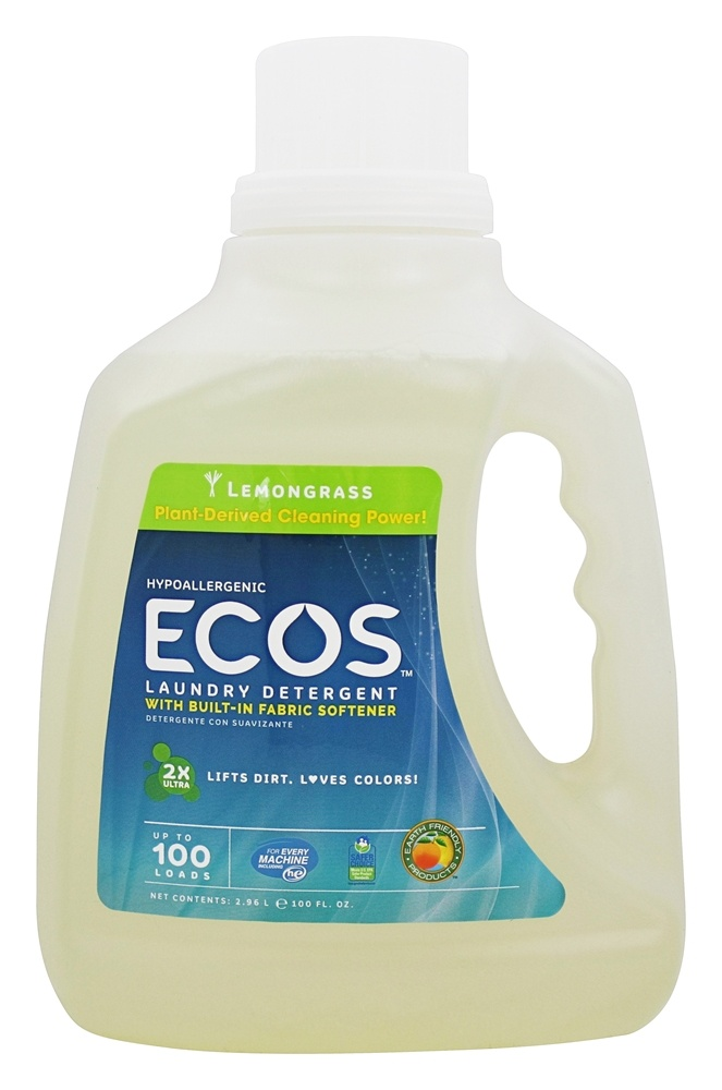 Buy Earth Friendly Ecos Hypoallergenic Laundry Detergent