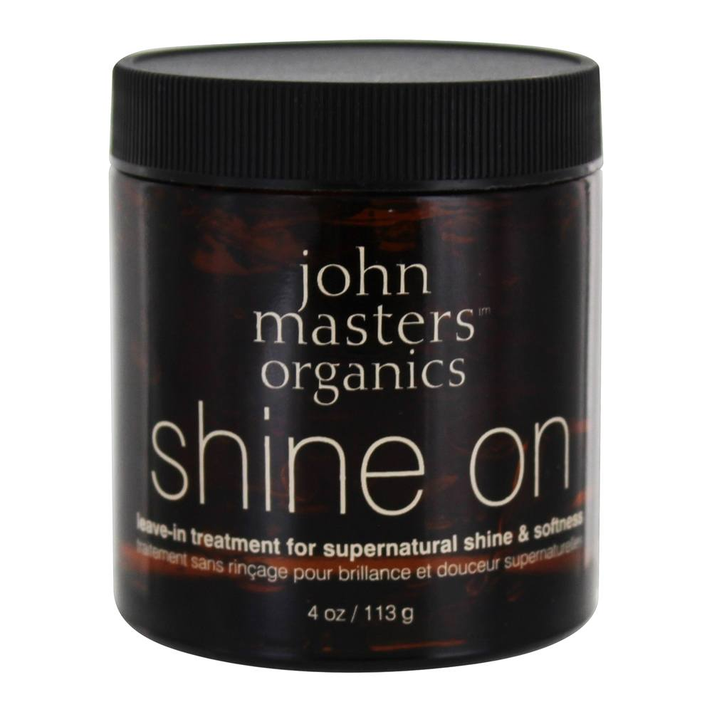 john masters organics eco conscious salon in soho new interior stylists new york Buy John Masters Organics - Shine On Leave-In Treatment For Supernatural  Shine u0026 Softness - 4 fl. oz. at LuckyVitamin.com