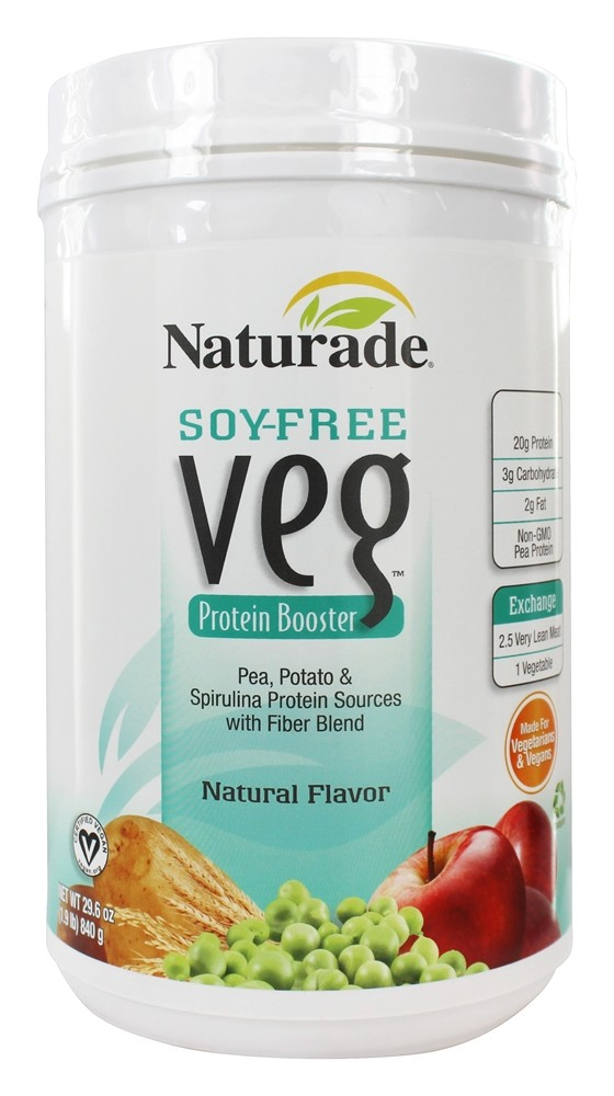 Naturade Veg Protein Booster Soy Free Natural