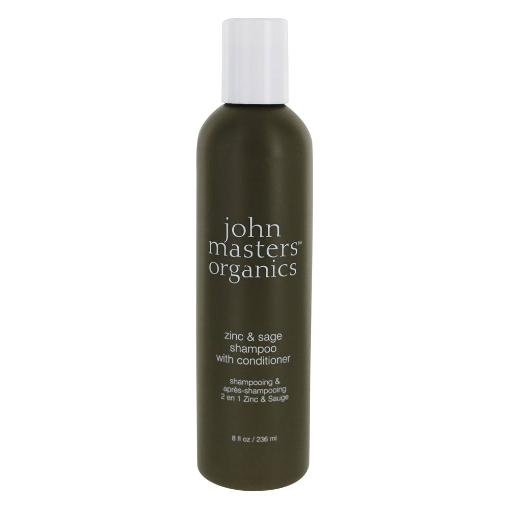 john masters organics eco conscious salon in soho new interior stylists new york Buy John Masters Organics - Shampoo with Conditioner Zinc and Sage - 8 fl.  oz. at LuckyVitamin.com