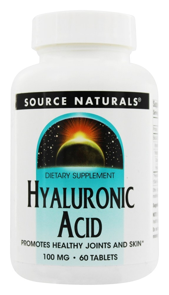 Source Naturals Hyaluronic Acid Reviews