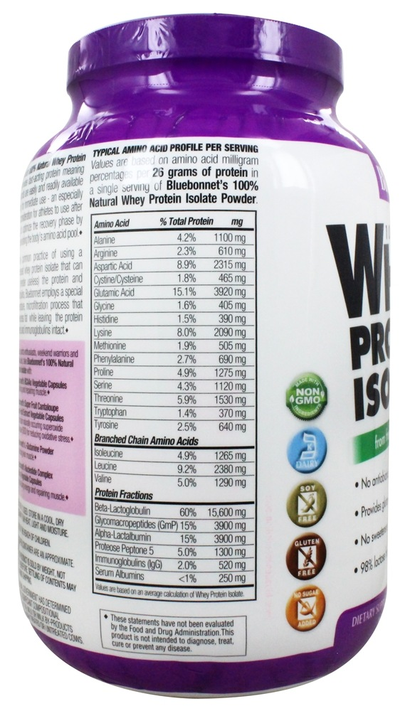 Whey protein isolate powder reviews