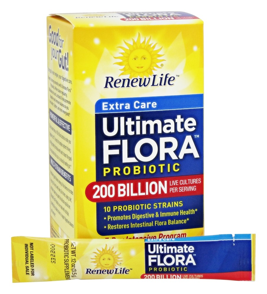 Buy Renew Life Ultimate Flora Extra Care Probiotic 200