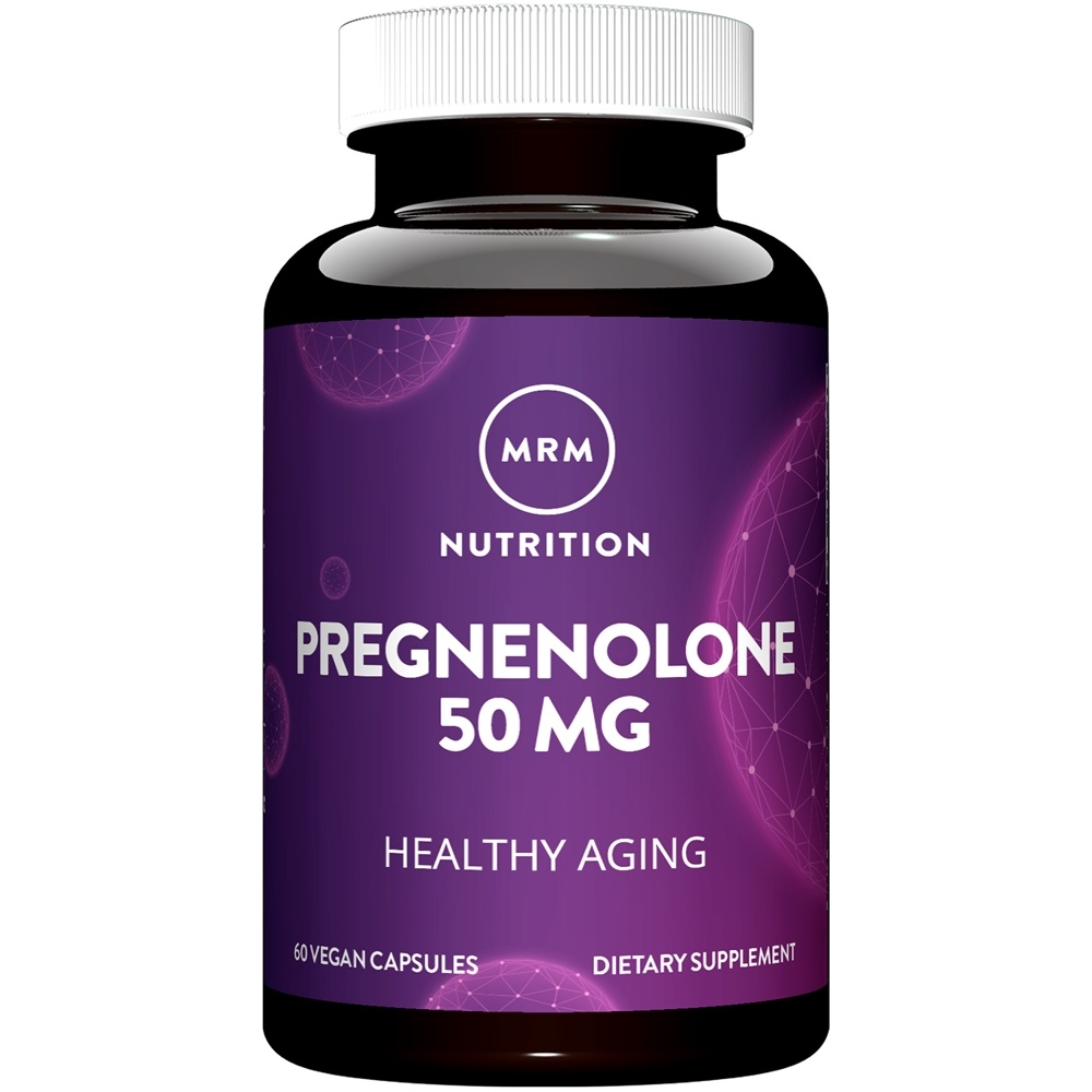 buy mrm pregnenolone healthy aging support 50 mg 60