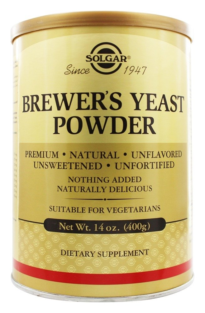Buy Solgar - Brewer's Yeast Powder - 14 oz. at ...