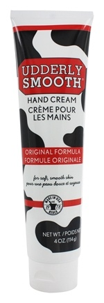 Udderly Smooth - Udder Cream - 4 oz.