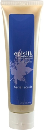 DROPPED: Hyalogic - Episilk Facial Scrub with Hyaluronic Acid - 4.58 oz. CLEARANCE PRICED
