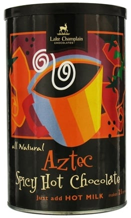 Zoom View - All Natural Hot Chocolate Spicy Aztec