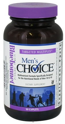 Zoom View - Targeted Multiples Men's Choice