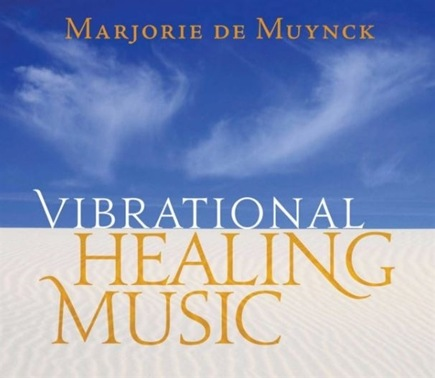 Zoom View - CD Vibrational Healing Music 2009