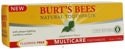 Zoom View - Natural Toothpaste Multicare Fluoride-Free