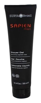 Zoom View - Sapien Men Shower Gel