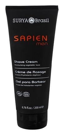DROPPED: Surya Brasil - Sapien Men Shave Cream - 6.72 oz. CLEARANCE PRICED