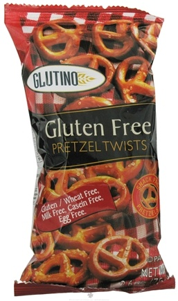 Zoom View - Gluten Free Pretzel Twists