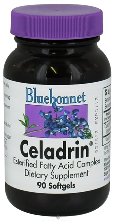 DROPPED: Bluebonnet Nutrition - Celadrin - 90 Softgels CLEARANCE PRICED