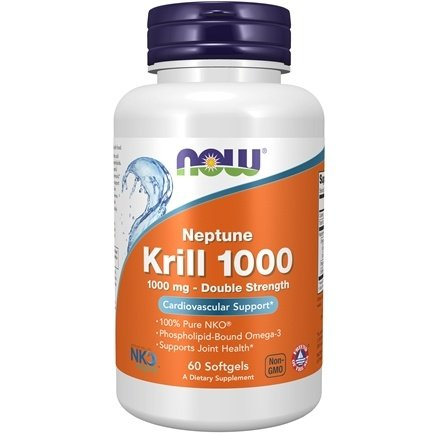 Zoom View - Neptune Krill 1000  Enteric Coated Double Strength