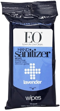 Zoom View - Hand Cleansing Wipes On The Go