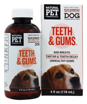 DROPPED: King Bio - Natural Pet Teeth & Gums For Canines - 4 oz.