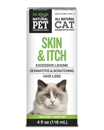 Zoom View - Natural Pet Skin & Itch Irritation For Felines Large