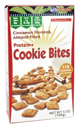 Kay's Naturals - Protein + Cookie Bites Almond Filled Cinnamon Favored - 5 oz.