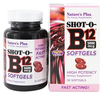 Zoom View - Shot-O-B12 High Potency