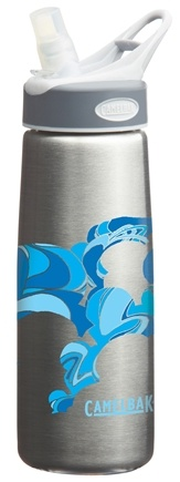 DROPPED: CamelBak - Stainless-Steel Better Bottle Fabric Design - 24 oz. CLEARANCE PRICED