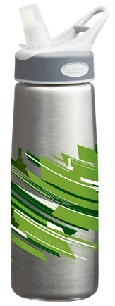DROPPED: CamelBak - Stainless-Steel Better Bottle Pattern Design - 24 oz. CLEARANCE PRICED