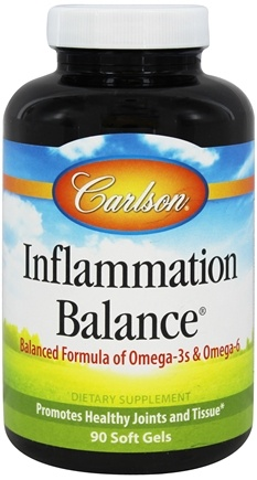 Zoom View - Inflammation Balance With Norwegian Fish Oil