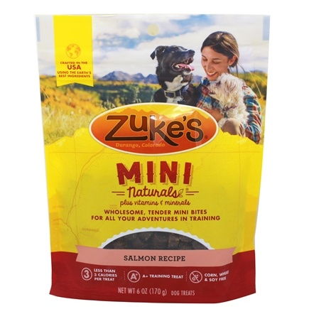 Zoom View - Mini Naturals Dog Treats