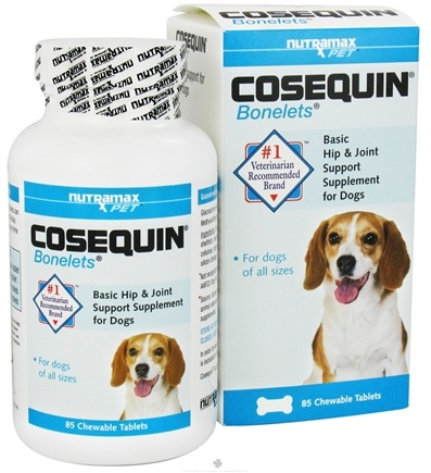 Zoom View - Bonelets Hip & Joint Support Supplement for Dogs