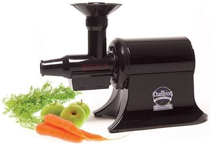 Champion Juicer - Juicer Standard Household Model G5-NG853S-Black