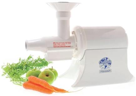 Champion Juicer - Juicer Heavy Duty Commercial Model G5-PG710 White