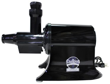 Champion Juicer - Juicer Heavy Duty Commercial Model G5-PG710 Black