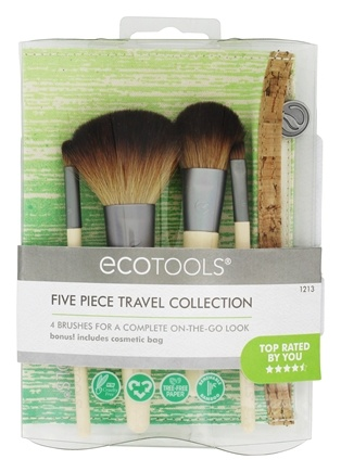 DROPPED: Eco Tools - Bamboo Brush Set - 5 Piece(s)