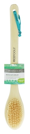 Eco Tools - Bamboo Bristle Bath Brush