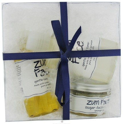 DROPPED: Indigo Wild - Zum Face Gift Pack Lemongrass - CLEARANCE PRICED