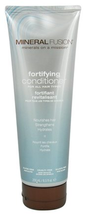 DROPPED: Mineral Fusion - Conditioner Fortifying For All Hair Types - 8.5 oz.