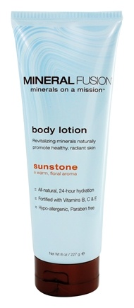Zoom View - Mineral Body Lotion Sunstone