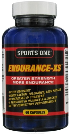 Zoom View - Endurance-XS Greater Strength More Endurance