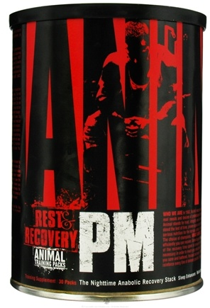 DROPPED: Animal - Animal PM Nighttime Anabolic Recovery Stack - 30 Pack(s)