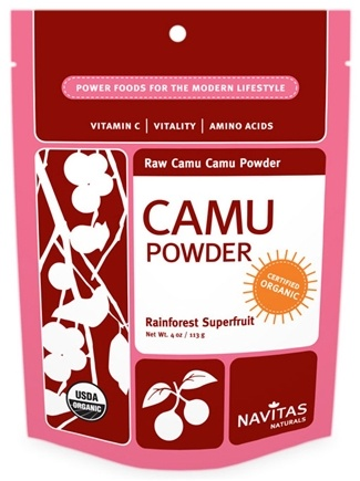 Zoom View - Camu Power Camu Camu Powder