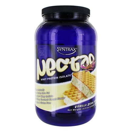 Zoom View - Nectar Sweets Whey Protein Isolate