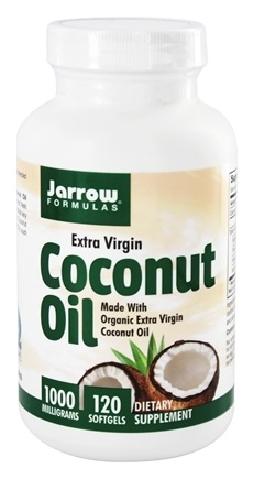 Zoom View - Coconut Oil 100% Certified Organic Extra Virgin