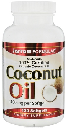 Zoom View - Coconut Oil 100% Certified Organic