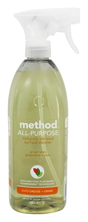 Method - All- Purpose Naturally Derived Surface Cleaner Ginger Yuzu - 28 oz.