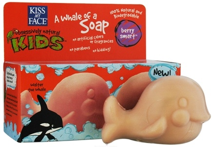 Zoom View - Kids A Whale of a Soap Twin Pack