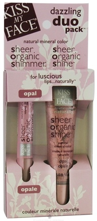 Zoom View - Natural Mineral Color SOS Dazzling Duo Pack Opal