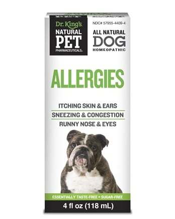 Zoom View - Natural Pet Allergies For Canines Large