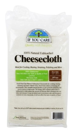 If You Care - Cheesecloth 2 Sq. Yards